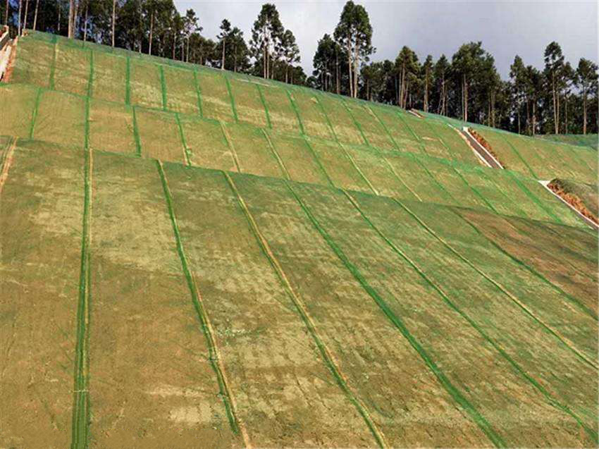 绿化护坡无纺布